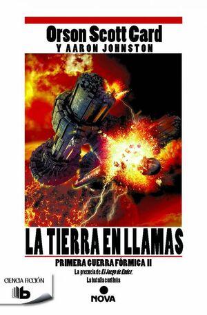 LA PRIMERA GUERRA FORMICA II. LA TIERRA EN LLAMAS (BOLSILLO)