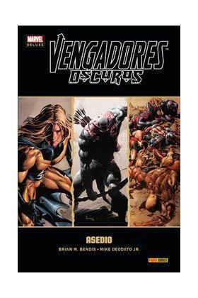 VENGADORES OSCUROS #03: ASEDIO (MARVEL DELUXE)