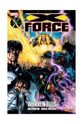 CONTRA-X: X-FORCE (INTEGRAL)