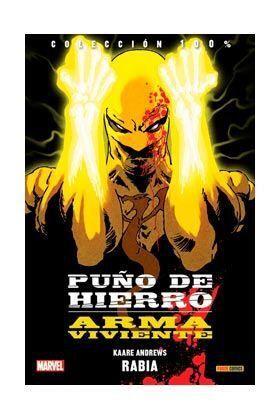 PUÑO DE HIERRO: ARMA VIVIENTE #01