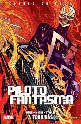 EL PILOTO FANTASMA #01. A TODO GAS
