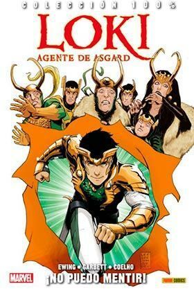 LOKI AGENTE DE ASGARD #02. NO PUEDO MENTIR