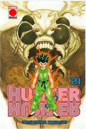 HUNTER X HUNTER #21