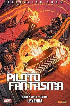 EL PILOTO FANTASMA #02. LEYENDA