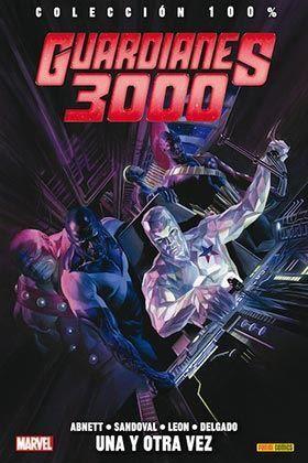 GUARDIANES 3000 #01: UNA Y OTRA VEZ