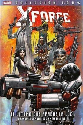 X-FORCE #09 (100% MARVEL)