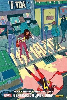 MS. MARVEL #02. GENERATION WHY (100% MARVEL)