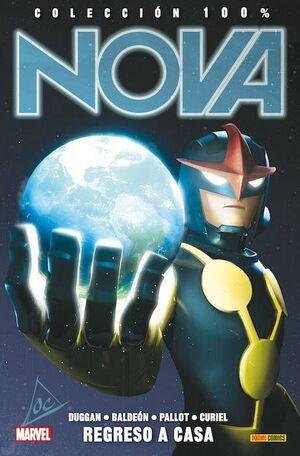 NOVA #05. REGRESO A CASA (100% MARVEL)