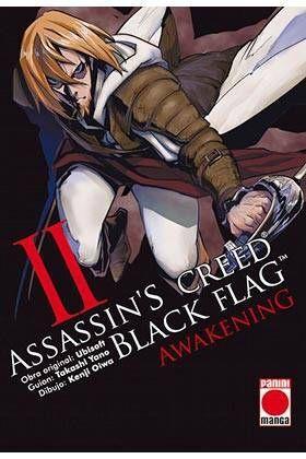 ASSASSIN'S CREED BLACK FLAG #02. AWAKENING (MANGA)