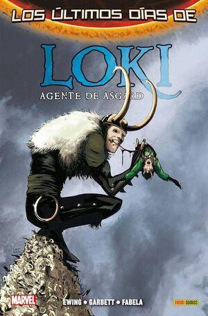 LOKI AGENTE DE ASGARD #03. LOS ULTIMOS DIAS DE LOKI