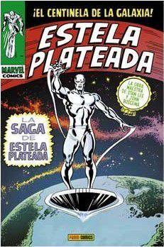ESTELA PLATEADA DE STAN LEE Y JOHN BUSCEMA (EDICION AMPLIADA MARVEL GOLD)