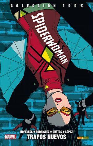 SPIDERWOMAN #02. TRAPOS NUEVOS