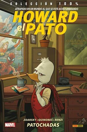 HOWARD EL PATO #01. PATOCHADAS