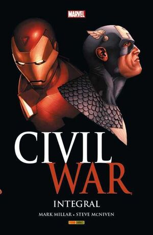 CIVIL WAR (MARVEL INTEGRAL)