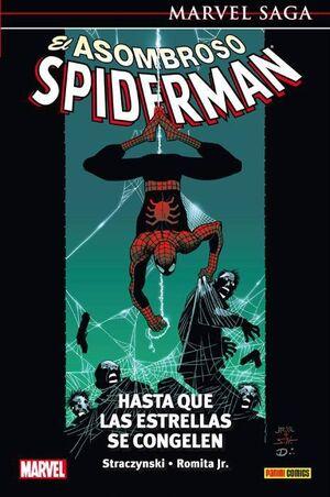 MARVEL SAGA #006. EL ASOMBROSO SPIDERMAN 02. HASTA QUE LAS ESTRELLAS SE CON