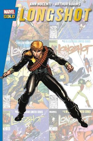 LONGSHOT (MARVEL GOLD)