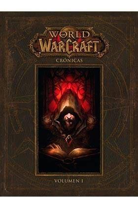 WORLD OF WARCRAFT: CRONICAS #01