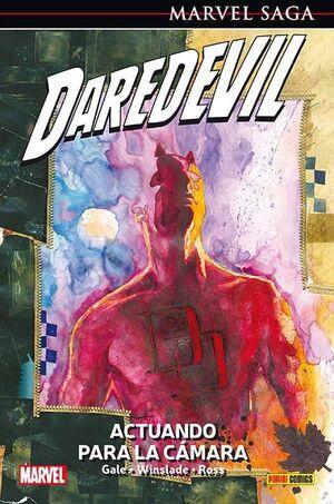 MARVEL SAGA #009. DAREDEVIL 04: ACTUANDO PARA LA CAMARA