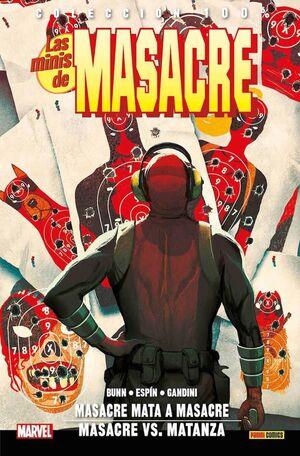 LAS MINIS DE MASACRE #03. MASACRE MATA AL MASACRE / VS MATANZA