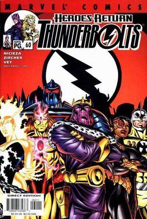COLECCION EXTRA SUPERHEROES #63. THUNDERBOLTS 05. UN MUNDO FELIZ?