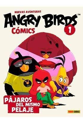 NUEVAS AVENTURAS ANGRY BIRDS #01. PAJAROS DEL MISMO PLUMAJE