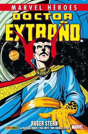 MARVEL HEROES #075: DOCTOR EXTRAÑO DE ROGER STERN