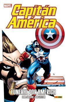 CAPITAN AMERICA: FUNERAL POR AMERICA