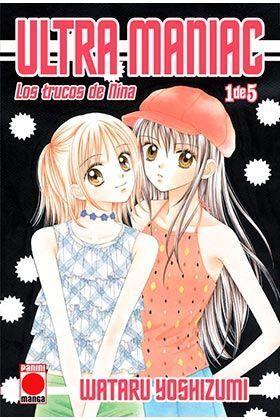 ULTRA MANIAC: LOS TRUCOS DE NINA #01