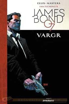JAMES BOND #01 (PANINI)