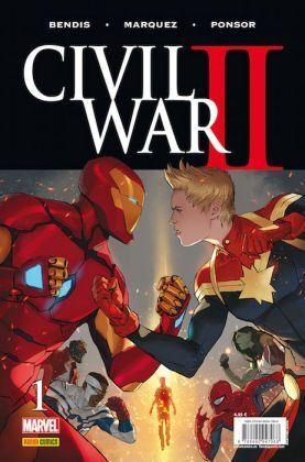 CIVIL WAR II #01