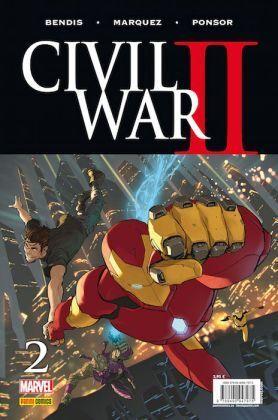 CIVIL WAR II #02