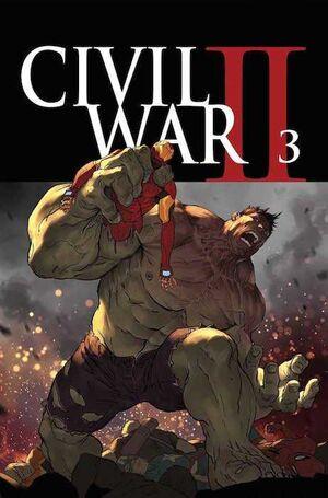 CIVIL WAR II #03