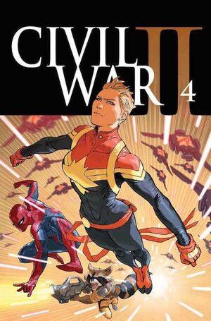 CIVIL WAR II #04