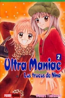 ULTRA MANIAC: LOS TRUCOS DE NINA #02