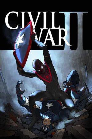 CIVIL WAR II #06