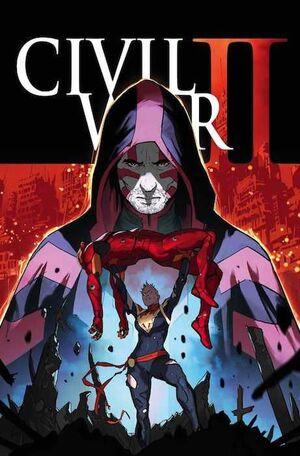 CIVIL WAR II #07