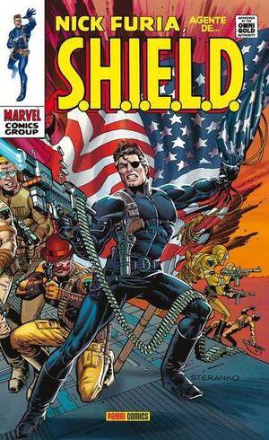 NICK FURIA: AGENTE DE SHIELD #02 (MARVEL GOLD)