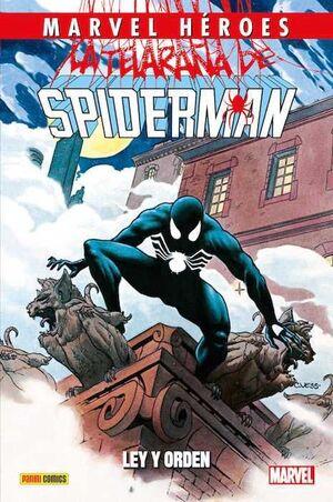 MARVEL HEROES #077: LA TELARAÑA DE SPIDERMAN 01. LEY Y ORDEN