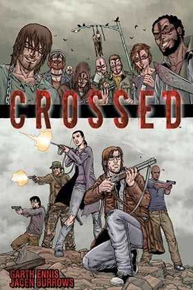 CROSSED #01 (PANINI)