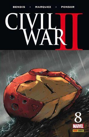 CIVIL WAR II #08
