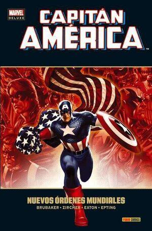 CAPITAN AMERICA #15. NUEVOS ORDENES MUNDIALES (MARVEL DELUXE)