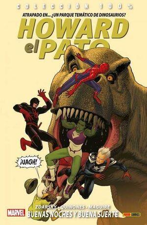 HOWARD EL PATO #03. BUENAS NOCHES Y BUENA SUERTE