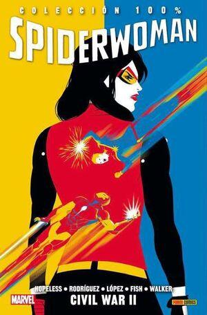 SPIDERWOMAN #04. CIVIL WAR II