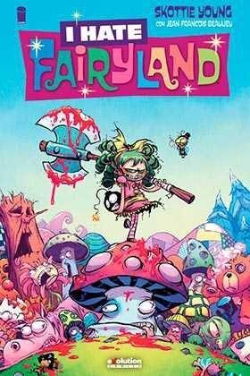 I HATE FAIRYLAND #01