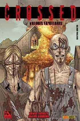 CROSSED #02. VALORES FAMILIARES (PANINI)