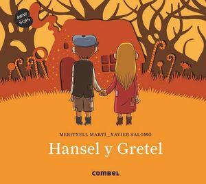 HANSEL Y GRETEL. MINIPOPS