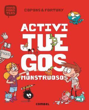 AGUS Y LOS MONSTRUOS ESPECIAL: ACTIVIJUEGOS MONSTRUOSOS