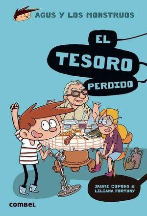 AGUS Y LOS MONSTRUOS #10. EL TESORO PERDIDO