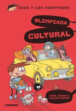 AGUS Y LOS MONSTRUOS #13. OLIMPIADA CULTURAL