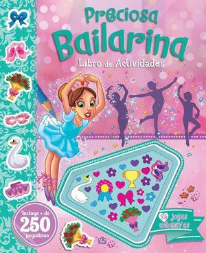 PRECIOSA BAILARINA. LIBRO ACTIVIDADES